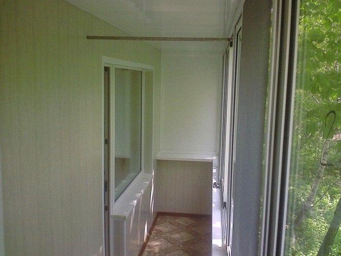 Остекление балконов и лоджий в самаре, низкие цены.