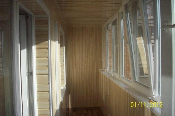 Остекление 6 метрового балкона металлопластиком фото цены..